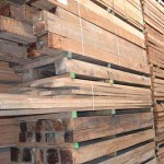 Timber for margin boards