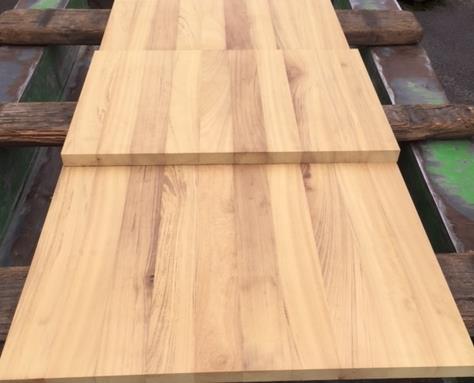 Iroko Tischplatten