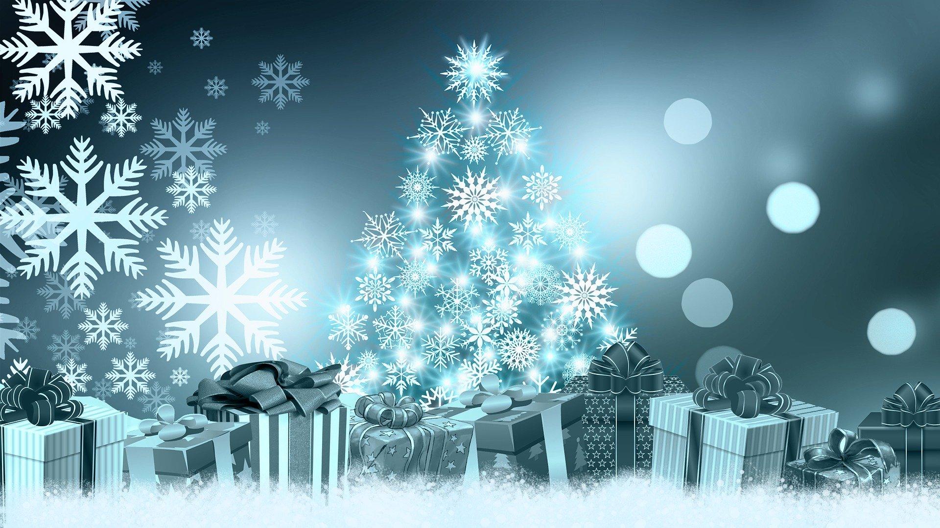 Wir wünschen Ihnen besinnliche Weihnachtsfeiertage